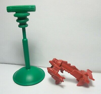 $17 • Buy Masters Of The Universe Classic Motuc Zoar Or Screech Green Perch And Red Armor