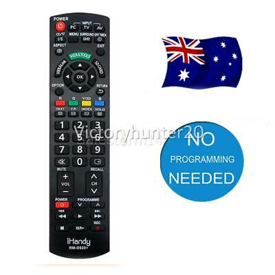 AU16.50 • Buy NEW N2QAYB000352 Replaced Remote Sub N2QAYB000496 For Panasonic TV RM-D920+