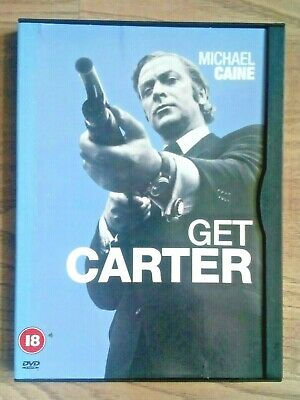 Get Carter 🔫 18 📀michael Caine • 1.05£