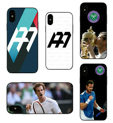 £5.99 • Buy New Andy Murray Rubber Phone Case Cover Fits For IPhone / Samsung Galaxy