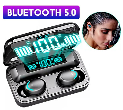 $ CDN17.61 • Buy Audifonos Inalambricos Bluetooth 5.0 Earbuds Para For IPhone Samsung Android IOS