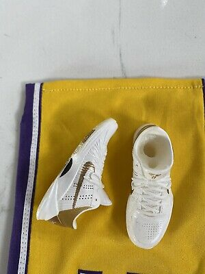 $85 • Buy 1/6 Kobe Bryant 2010 NBA  Finals Shoes For Enterbay Figure