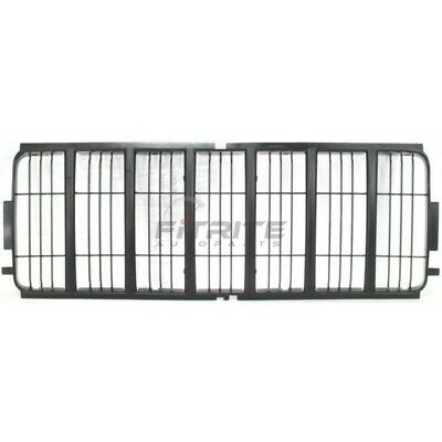 $37.75 • Buy New Grille Plastic Black Fits Jeep Liberty 2002-2004 Ch1200243
