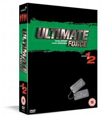 Ultimate Force - Series 1 And 2 [DVD] [2002], Very Good DVD, Heather Peace, Mile • 4.85£