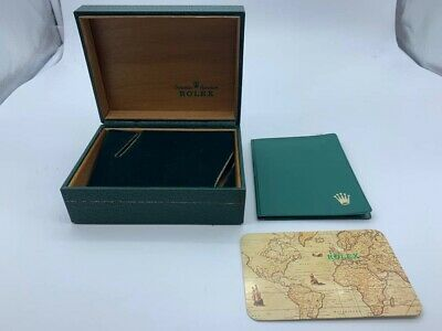 $ CDN210.25 • Buy VINTAGE GENUINE ROLEX Watch Box Case 67.00.08 Calendar Case 0907008m