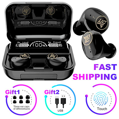 $ CDN22.80 • Buy For IPhone 11 12 Pro Max XR XS X 8 7 Plus Compatible Wireless Earphone Earbuds