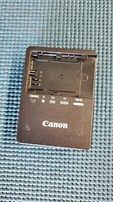 £21.23 • Buy Used Black Canon Battery Charger LC-E6