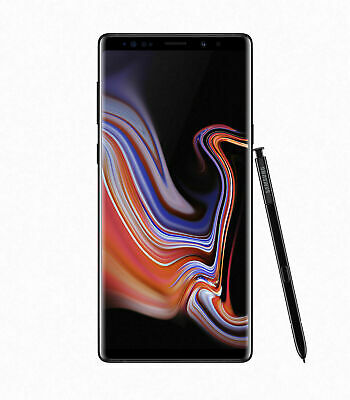 $ CDN429.04 • Buy Samsung Galaxy Note9 SM-N960 -128GB - Midnight Black Factory Unlocked. Preowned