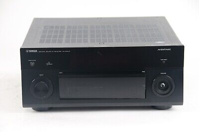 AU985.59 • Buy Yamaha Aventage RX-A3010 9.2 Channel Home Theater Receiver W/ 3D HDMI Switching