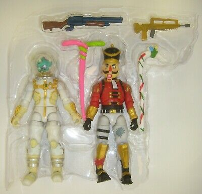 $ CDN37.40 • Buy Leviathin And Crackshot Fortnite 3.75  Action Figures And Weapons NEW Jazwares