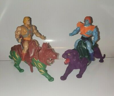 $67 • Buy Vintage Masters Of The Universe Action Figure Lot ,He-man Faker 80's Toys Motu