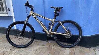 View Details Trek EX 5.5 Mens Used Mountain Bike Full Suspension. • 420.00£
