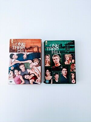 £3.99 • Buy One Tree Hill Complete Series Boxsets Seasons 1 & 4!!!