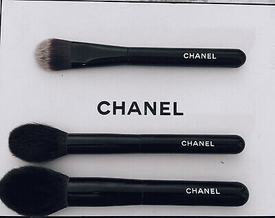 Chanel Makeup Brushes • 50£