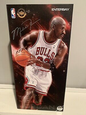 $450 • Buy 2013 Michael Jordan Enterbay 1/6 Scale Real Masterpiece Figure Home RM-1052