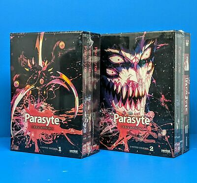 £216.30 • Buy Parasyte The Maxim Collection 1 2 Limited Edition Premium Box Blu-ray & DVD USA