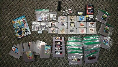 $ CDN29.66 • Buy Huge Lot Of 57 Super Nintendo, SNES, SEGA Genesis, NES, N64, GB, GBC Video Games