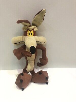 LOONEY TUNES WILEY COYOTE WARNER BROTHERS ROAD RUNNER, Great Condition (1) • 9£