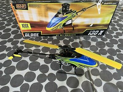 Eflite Blade 130x Rc Helicopter Micro Heli • 60£