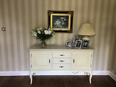 Cream French Style Sideboard • 38£