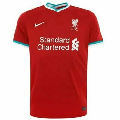 Liverpool Home Shirt Kit 2020/21 Adult Size Mens - Brand New & Free Post • 24.99£