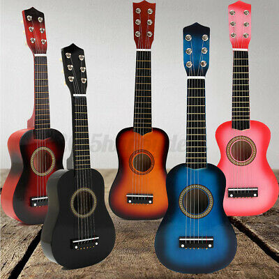 21'' Inch Kids Acoustic Guitar Beginners Musical Instrument Children Toy Gift • 13.19£
