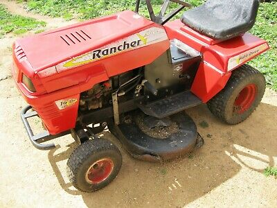 AU550 • Buy Ride-on Mower Rover Rancher
