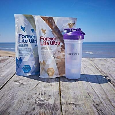 £30 • Buy Forever Lite Ultra With Aminotein 24g - Chocolate / Vanilla Flavour