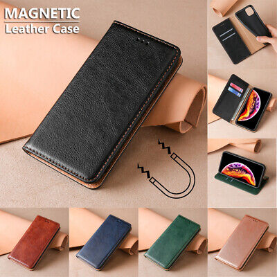 $ CDN8.16 • Buy For Samsung Galaxy Note 20 Ultra 10 Plus Lite 9 8 Magnetic Leather Wallet Case