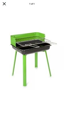 LANDMANN PORTAGO PORTABLE CAMPING GRILL - CHEF BARBECUE BBQ - Used Once - BOXED • 4.99£