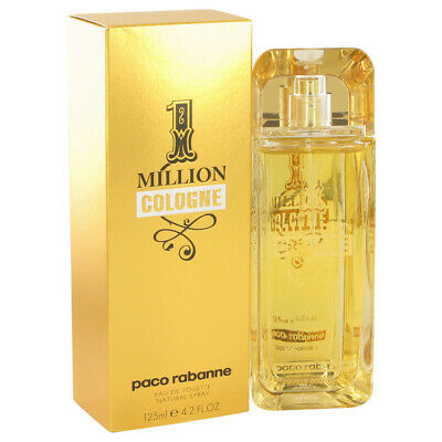 AU107.95 • Buy 1 Million Cologne By Paco Rabanne 75ml Edts Mens Fragrance