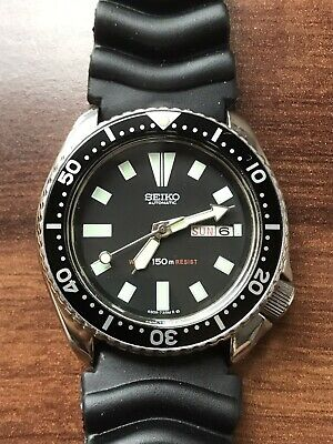 $ CDN224.09 • Buy Seiko 6309-729A SDEB39 Turtle Men's Automatic Vintage Diver Watch May 1982