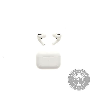 $ CDN156.64 • Buy USED Apple AirPods Pro In Ear Headphones With Active Noise Cancellation In White