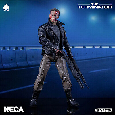 £38.95 • Buy NECA - Terminator Police Station Assault T-800 [IN STOCK] • NEW & OFFICIAL •