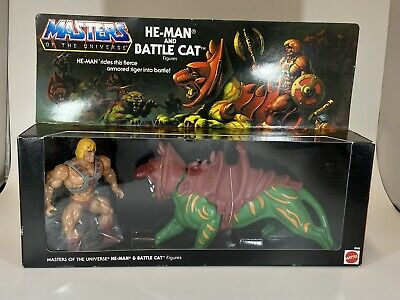 $199.99 • Buy Masters Of The Universe Commemorative Series He-man And Battle Cat