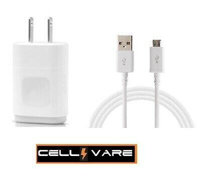 $ CDN8.56 • Buy LG Micro USB Wall Charger 1.8 Amp For LG Phones With Micro USB Cable