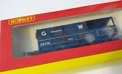 HORNBY OO GAUGE Wagon GWR Great Western 20 TON Guards Brake Van  R6077 Worcester • 9.99£