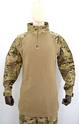 £14.99 • Buy Russian Army Multicam UBAC Combat Shirt Under Body Armour Top MTP