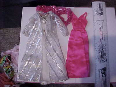 $ CDN26.67 • Buy Vintage  Mattel  Barbie  Fashion Clothing Lot Of  10 Outfits