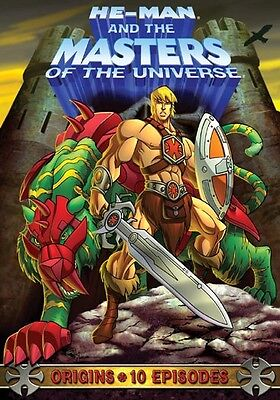 $3.25 • Buy He-Man And The Masters Of The Universe: Origins (DVD, 2009)