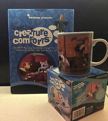 £6 • Buy Creature Comforts Book And Cup