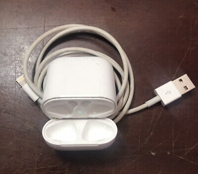 $ CDN60.31 • Buy Apple Airpods Wireless Charging Case OEM Genuine Replacement Charger Case Only