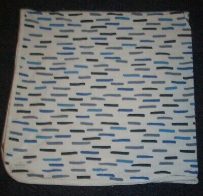 AU14.99 • Buy Country Road Stretchy Blue/White Cotton Baby Wrap Made In India