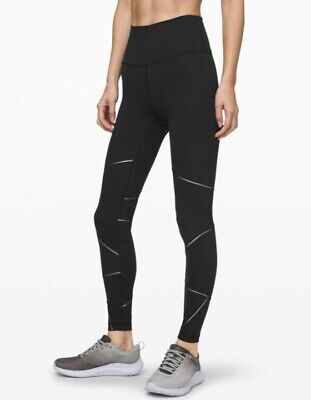 "$ CDN66 • Buy NWT Lululemon Wunder Under High Rise Tight Legging Special Edition 28"" Size 12"