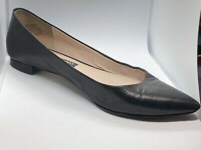 AU5 • Buy Nine West Black Ballet Flats Ladies Size 7
