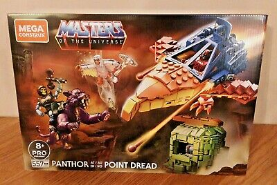 $74.99 • Buy Mega Construx Masters Of The Universe Panthor At Point Dread
