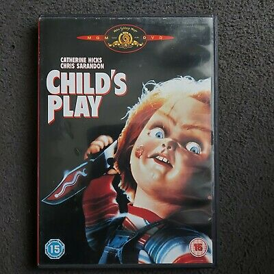 Child's Play Dvd 1988 2006 Edition • 2.75£