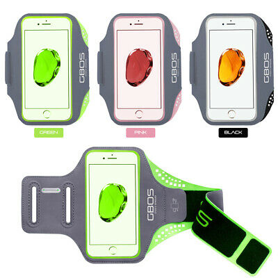 AU19.99 • Buy GBOS® Sport Armband Adjustable Jogging Exercise For IPhone 8 Plus With Pen