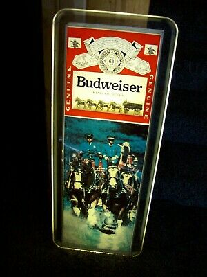 $ CDN131.81 • Buy Vintage 1989 Budweiser Clydesdale Horses Light Up Antique Collectible Beer Sign