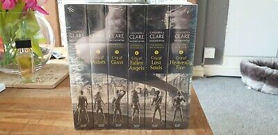 Mortal Instruments Book Set 1 - 6 New And Unwrapped • 10£